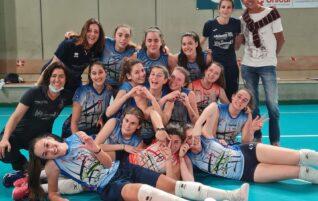 🅿🅻🅰🆈🅾🅵🅵 – 🆄 19📌 Chianti Volley blu 3 – Ariete Prato Volley Project 1 〰️